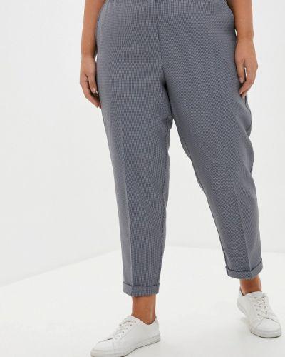Прямые серые брюки Intikoma