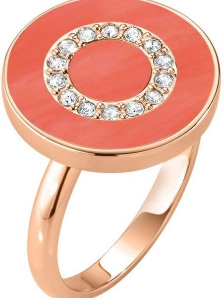 Кольцо из серебра из золота Morellato