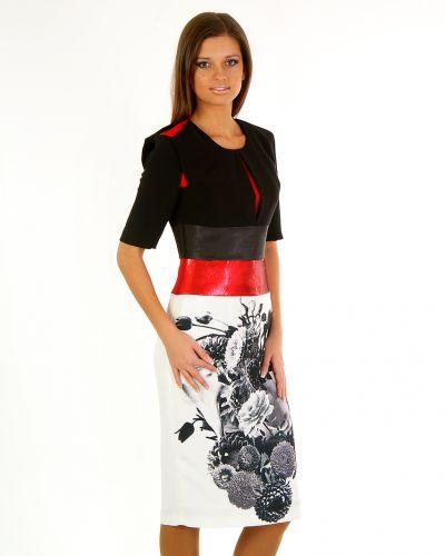 Акриловое платье Perspective