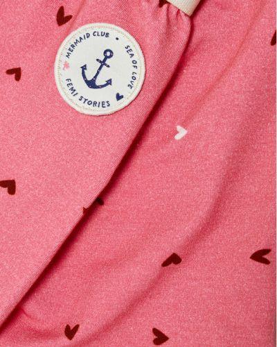 Różowe legginsy Femi Stories
