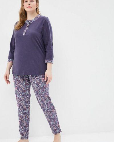 Домашний костюм фиолетовый Лори