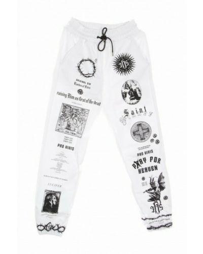 Białe spodnie Ihs