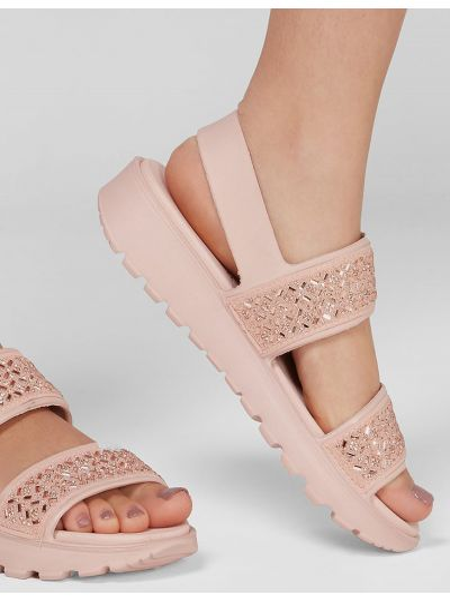Сандалии - розовые Skechers