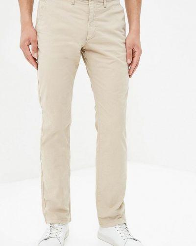 Бежевые брюки Celio
