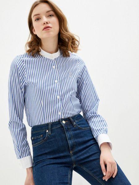 Рубашка - синяя Jimmy Sanders