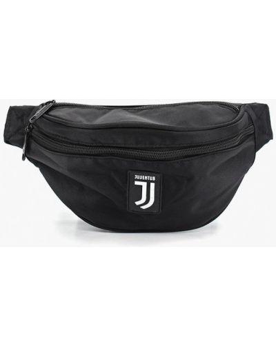 Поясная сумка текстильная черная Atributika & Club™