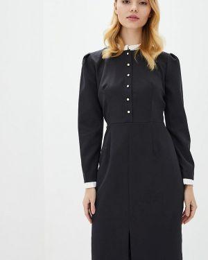 Платье - черное Genevie