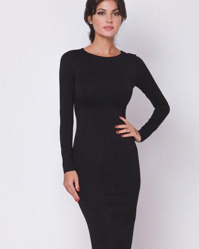 Платье - черное Olga Skazkina