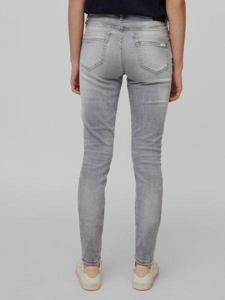 Джинсы с накладными карманами - серые Marc O'polo Denim