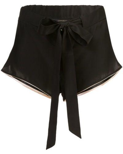 Черные шорты Kiki De Montparnasse