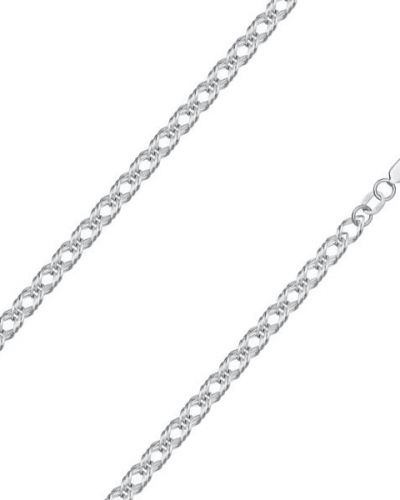 Цепочка - серебряная красцветмет