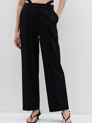 Черные брюки классические Lime