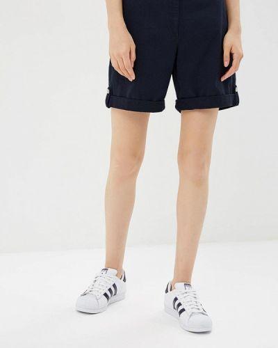 Синие шорты Betty Barclay