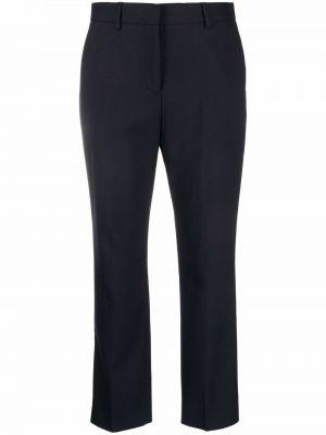 Укороченные брюки - синие Paul Smith