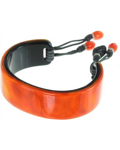 Оранжевый браслет Nature Bijoux
