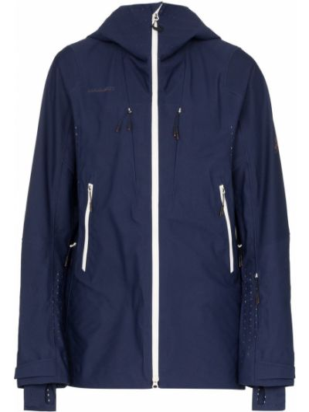 Куртка с капюшоном оверсайз Mammut Delta X