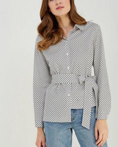 Белая блузка Vittoria Vicci