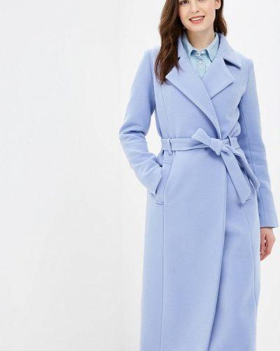 Пальто - голубое Glam Goddess