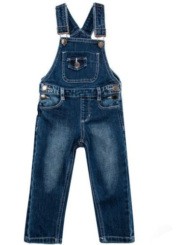 Комбинезон джинсовый синий Playtoday Baby