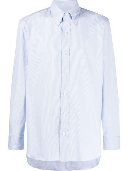 Рубашка с нашивками с манжетами Salvatore Piccolo