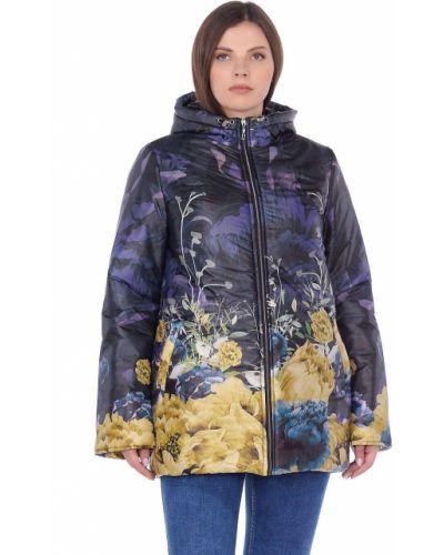 С рукавами утепленная куртка на синтепоне Blagof