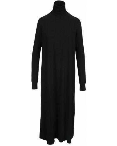Czarna sukienka Raf Simons