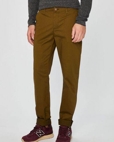 Прямые брюки с карманами шерстяные U.s. Polo