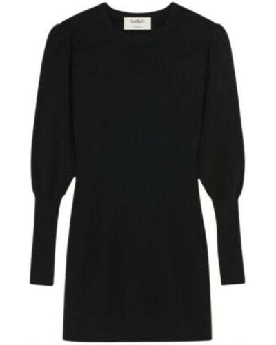 Czarna sukienka Ba&sh