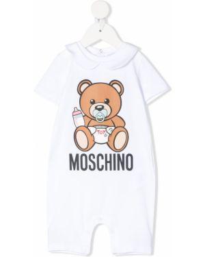 Комбинезон детский с воротником Moschino Kids