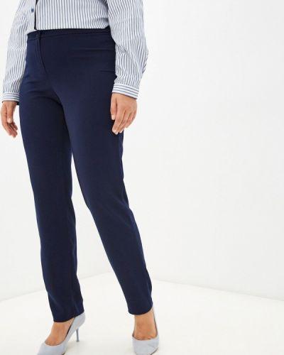 Классические брюки - синие Silver String