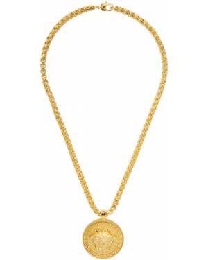 Ожерелье из золота Versace