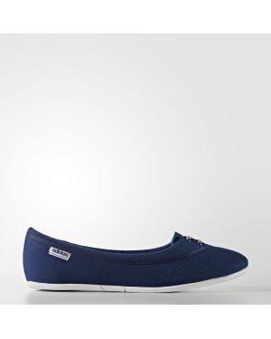 Балетки парусиновые Adidas