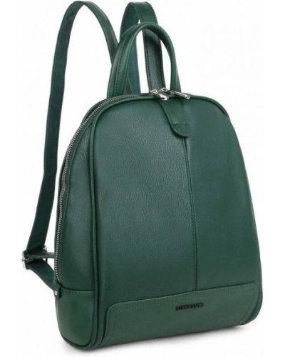 Zielony plecak elegancki Luigisanto