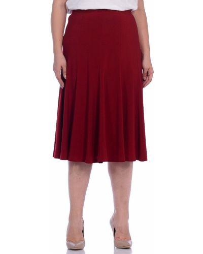 Трикотажная юбка миди Sparada