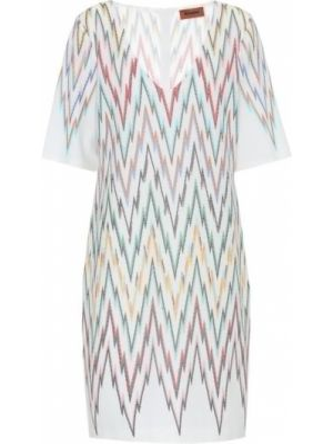 Платье из штапеля шелковое Missoni