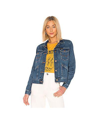 Куртка на пуговицах с карманами Wrangler