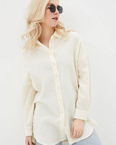 Бежевая рубашка с длинными рукавами Soaked In Luxury