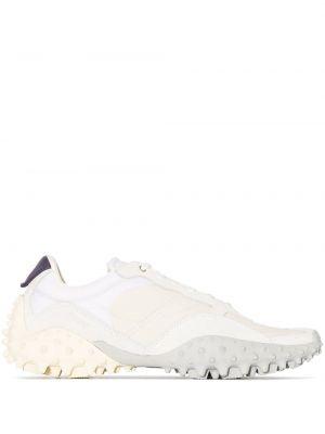 Buty sportowe zamszowe - białe Eytys