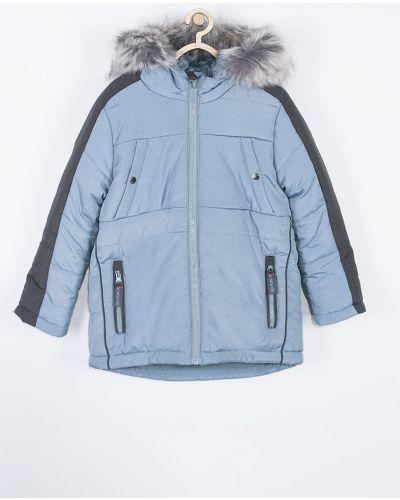 Куртка с капюшоном стеганая Coccodrillo