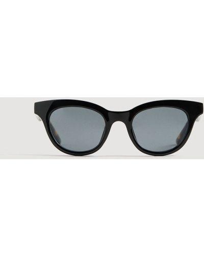 Солнцезащитные очки кошачий глаз стеклянные Mango