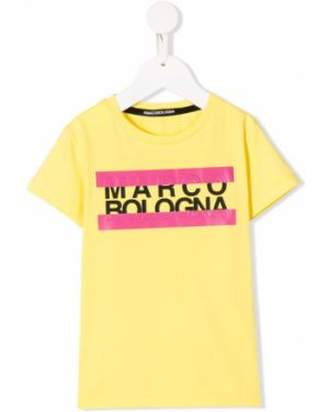 Желтая футболка Marco Bologna Kids