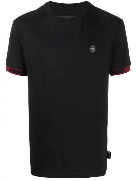 Koszula z logo prosto Philipp Plein
