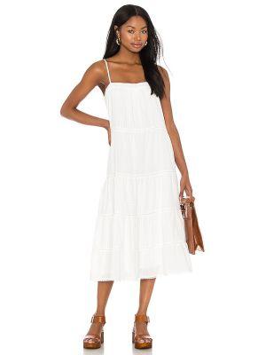 Sukienka wieczorowa vintage - biała Heartloom