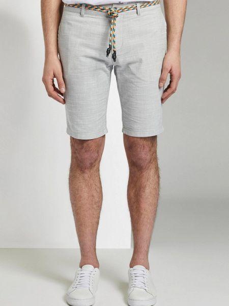 Джинсовые шорты - синие Tom Tailor Denim