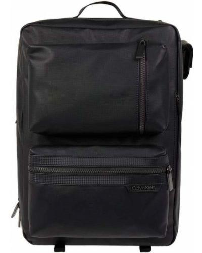 Czarny plecak na laptopa Ck Calvin Klein