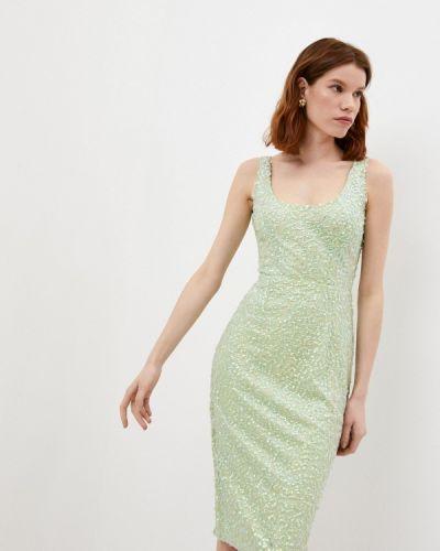 Вечернее платье - зеленое French Connection