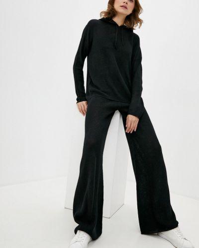 Черный костюмный вязаный костюм Brave Soul