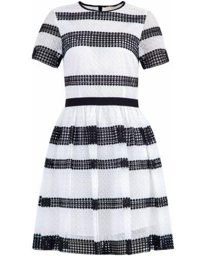 Платье мини платье-солнце с поясом Michael Michael Kors