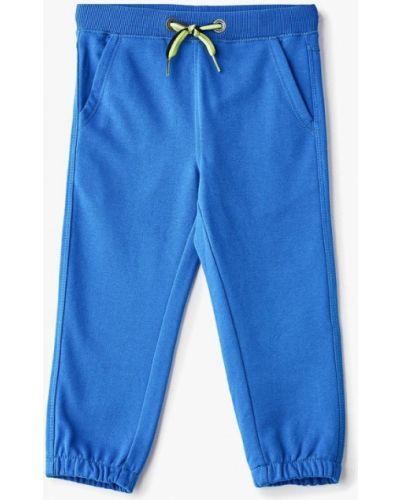 Синие брюки спортивные S.oliver
