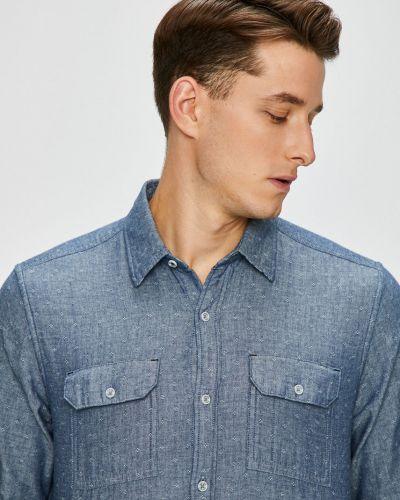 Рубашка с длинным рукавом с карманами тонкая S.oliver